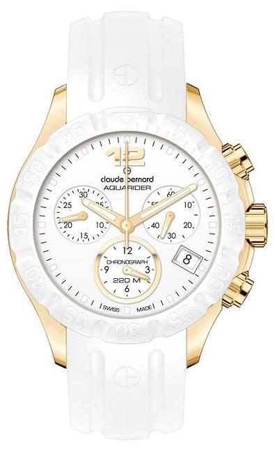 Наручные часы Claude Bernard Aquarider Chronograph 10209 37JB BID