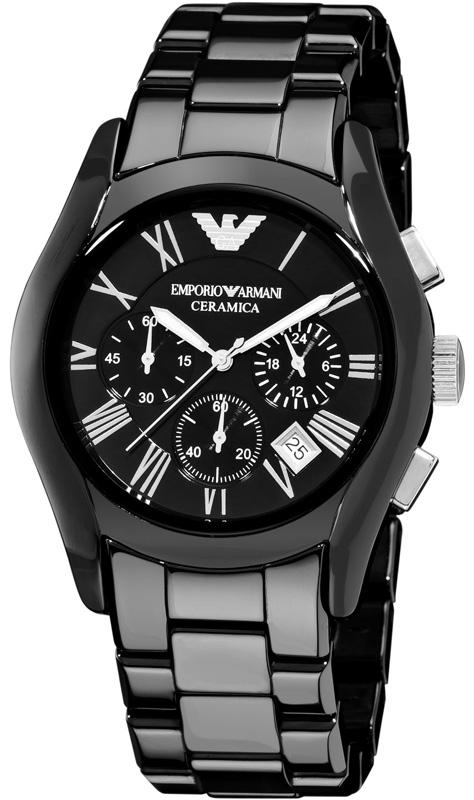 Наручные часы Armani Ceramic Chronograph 3 AR1400