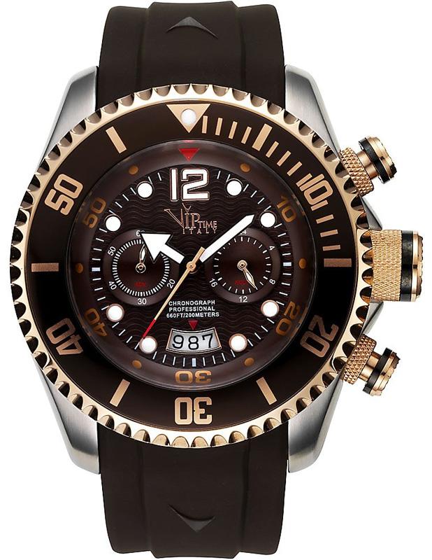 Наручные часы VIP Time Italy Magnum Chronograph VP5026BR