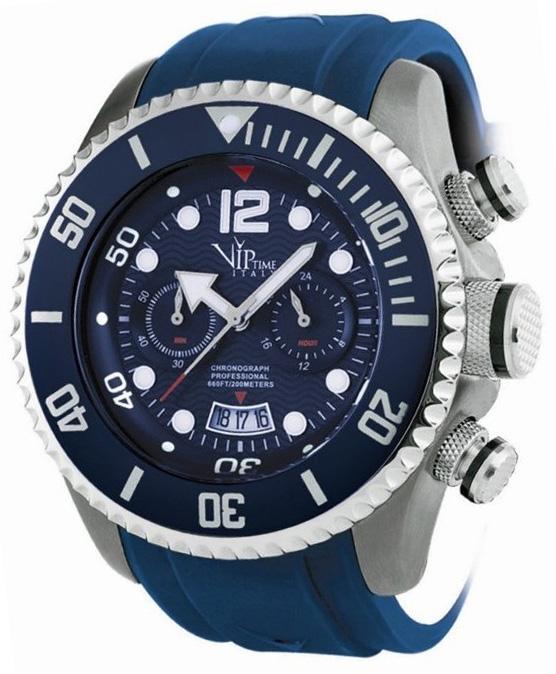 Наручные часы VIP Time Italy Magnum Chronograph VP5035BL