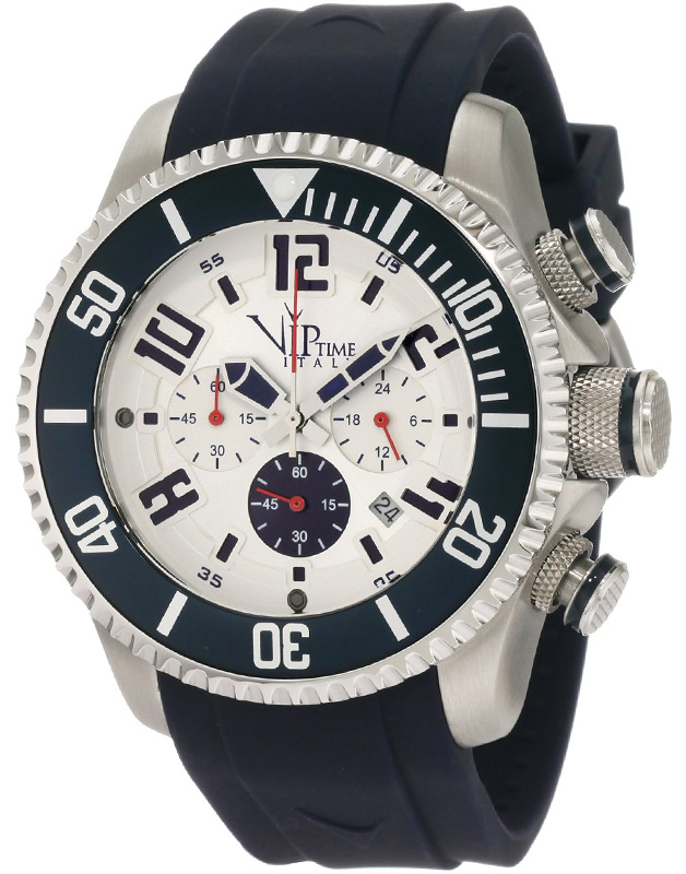 Наручные часы VIP Time Italy Magnum Chronograph VP5047BL