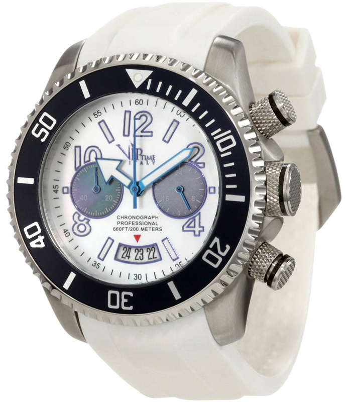 Наручные часы VIP Time Italy Magnum Chronograph VP8027WH