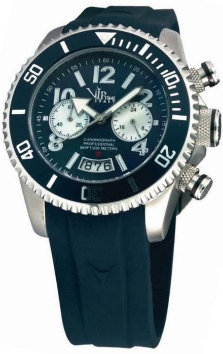 Наручные часы VIP Time Italy Magnum Chronograph VP8026BL