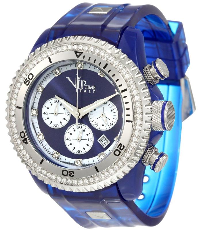 Наручные часы VIP Time Italy Magnum Charme Chronograph VP8032BL