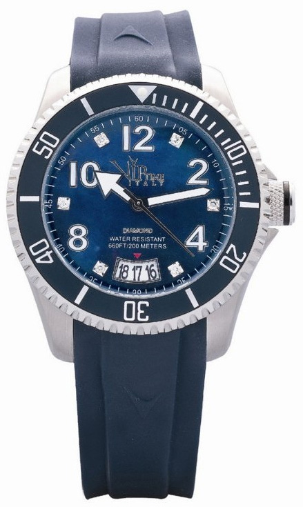 Наручные часы VIP Time Italy Magnum Diamond VP8034BL