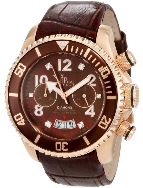 Наручные часы VIP Time Italy Magnum Diamond VP8006BR