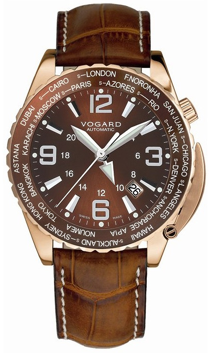 Наручные часы Vogard 18kt Gold Edition OR 9333