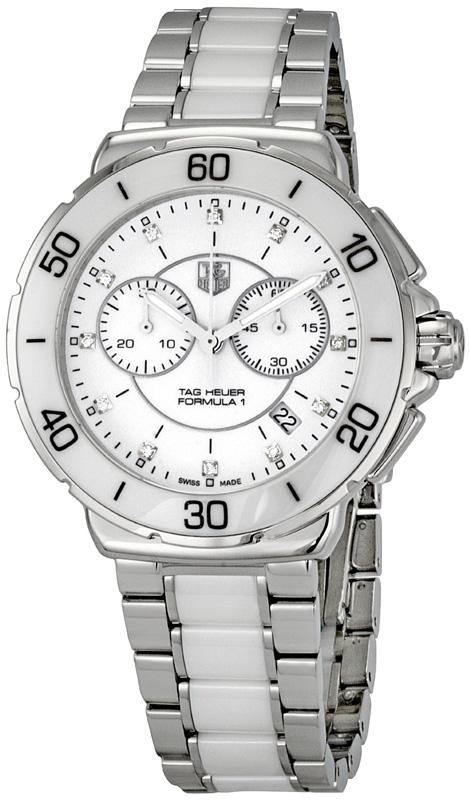 Наручные часы Tag Heuer Formula 1 Glamour Diamonds Chronograph CAH1211.BA0863