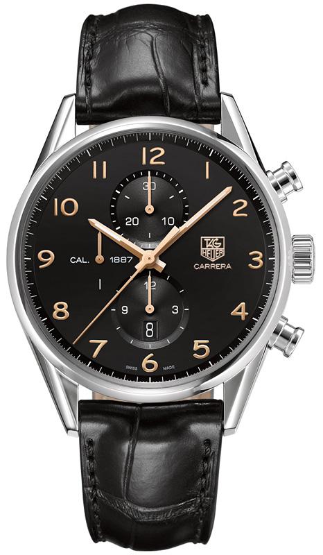 Наручные часы Tag Heuer Carrera Calibre 1887 Automatic Chronograph CAR2014.FC6235