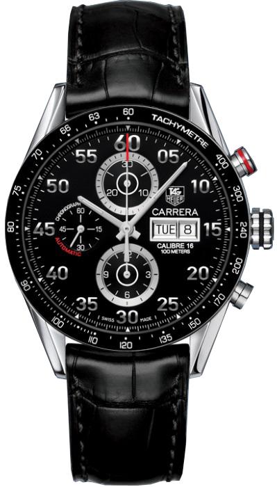 Наручные часы Tag Heuer Carrera Calibre 16 Day Date Automatic Chronograph CV2A10.FC6235