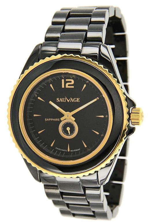 Наручные часы Sauvage Ceramic Watch SV80372G BK