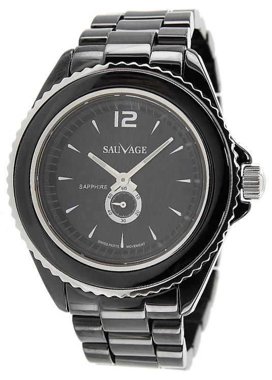 Наручные часы Sauvage Ceramic Watch SV80372S BK