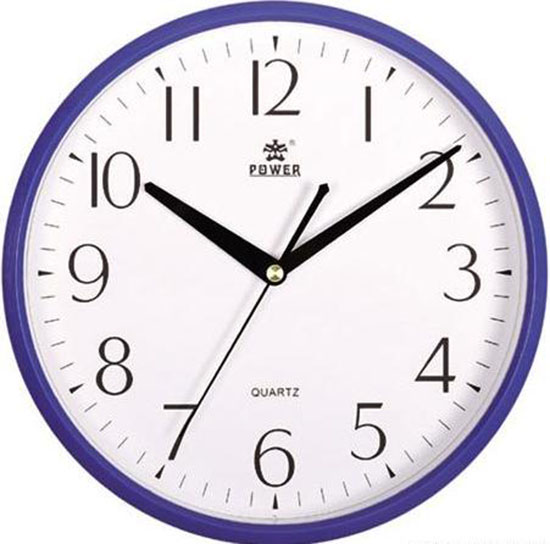 Часы Power Wall Clocks 8172GKS