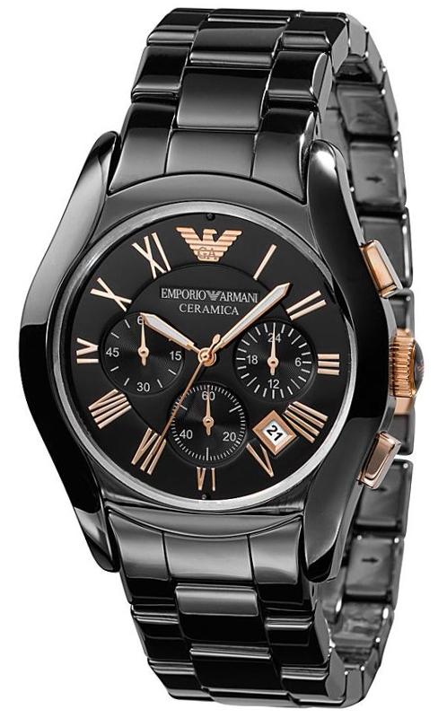 Наручные часы Armani Ceramic Chronograph 3 AR1410
