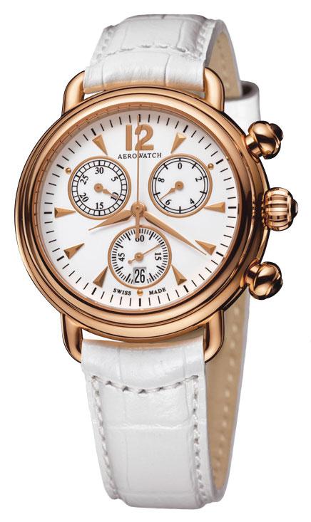 Наручные часы Aerowatch Collection 1942 Chronolady 82905 R111