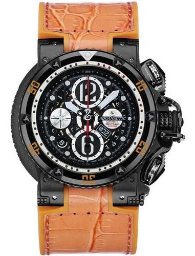 Наручные часы Aquanautic King Chronograph KCRP.22.02.HW.BND.CR15