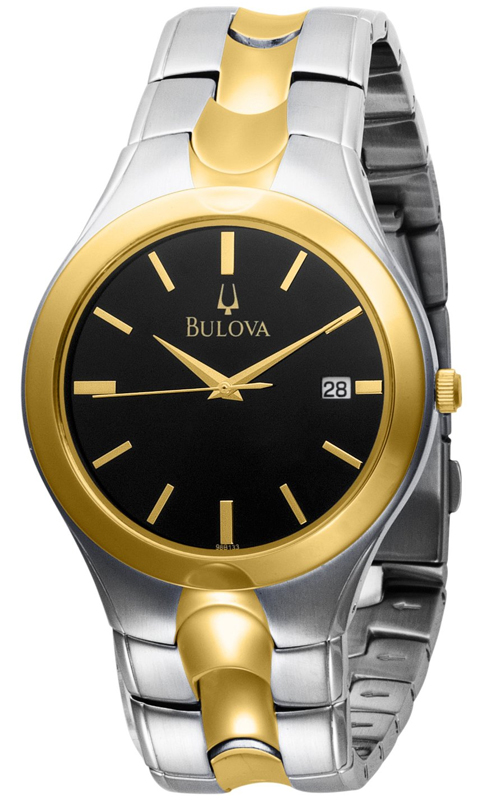 Наручные часы Bulova Dress 22 98B133