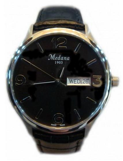 Наручные часы Medana Classic 103 103.1.11.BL 4.1 DD