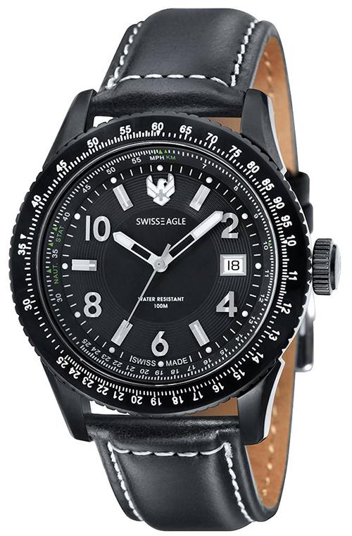 Наручные часы Swiss Eagle Flight Deck  SE-9024-02