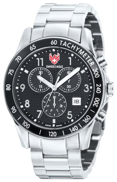 Наручные часы Swiss Eagle Field Chrono SE-9025-11