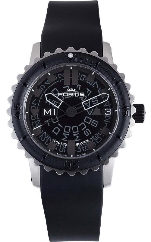 Наручные часы Fortis B-42 Big Black Automatic 675.10.81 K