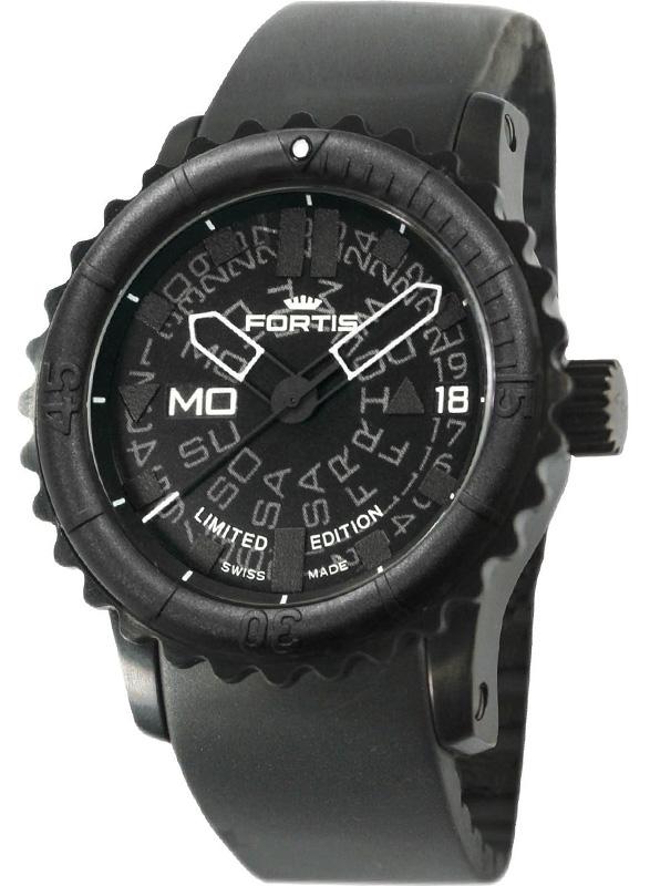 Наручные часы Fortis B-42 Big Black Automatic 675.18.81 K
