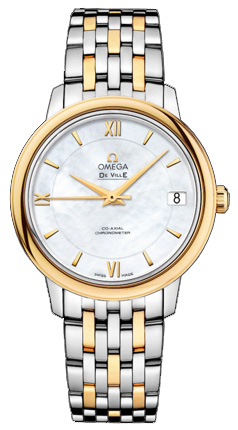 Наручные часы Omega De Ville Prestige Co-Axial 424.20.33.20.05.001