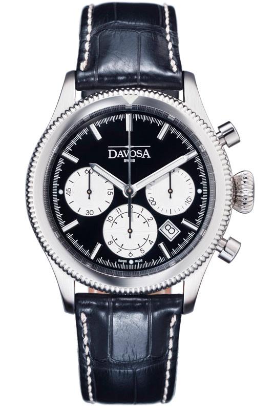 Наручные часы Davosa Business Pilot Chronograph 161.006.55