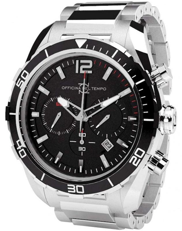 Наручные часы Officina del Tempo Armatore Chronograph OT1044-1122N