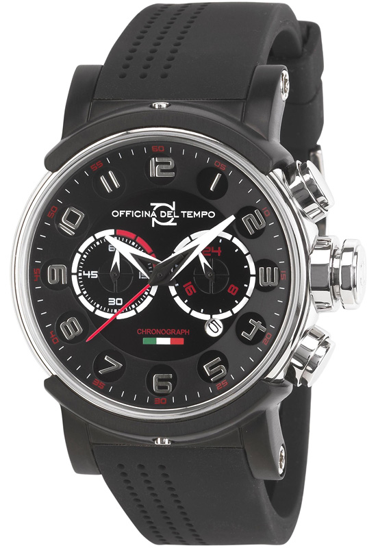 Наручные часы Officina del Tempo Block Chronograph OT1034-141N
