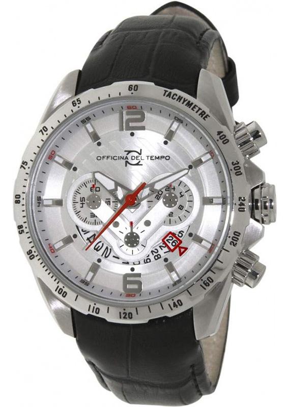 Наручные часы Officina del Tempo Competition Chronograph OT1046-1120AN