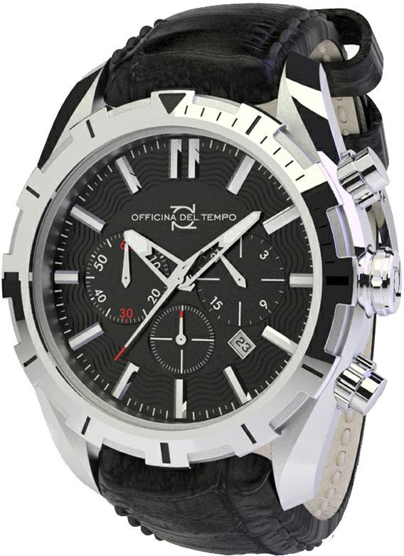 Наручные часы Officina del Tempo Master Chronograph OT1049-1100N