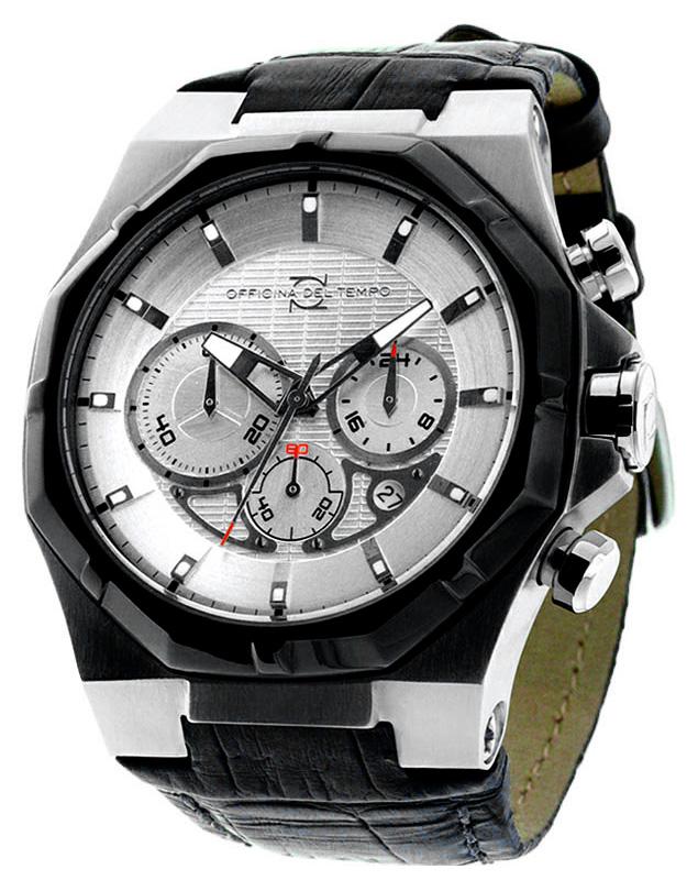 Наручные часы Officina del Tempo New Race Chronograph OT1041-1400AN
