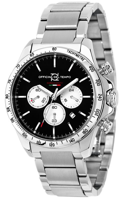 Наручные часы Officina del Tempo Sportivo Chronograph OT1036-112N