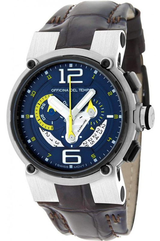 Наручные часы Officina del Tempo Racing Chronograph OT1051-1440BYM