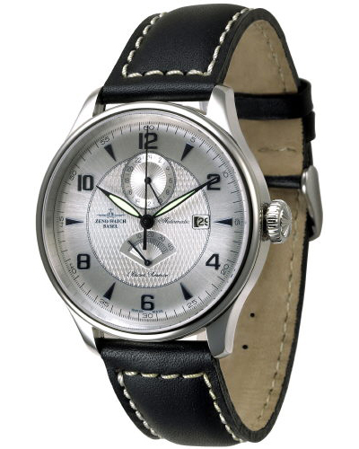 Наручные часы Zeno-Watch Basel Godat 2 Dual Timer Power Reserve 9035N-g3
