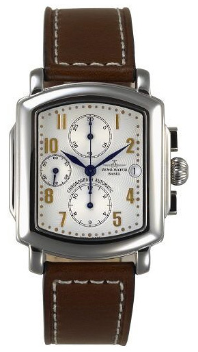 Наручные часы Zeno-Watch Basel Square Chronograph Date Retro 8100TVD-f2