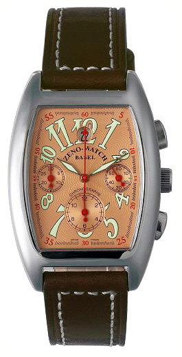 Наручные часы Zeno-Watch Basel Tonneau Oversized Chrono 2025 8090THD12-h6