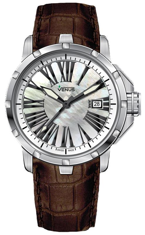 Наручные часы Venus Quartz Time-Date VE-1316A1-14-L4