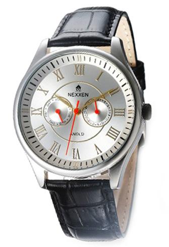 Наручные часы Nexxen Anold 12801 NE12801M 2T/WHT/BLK