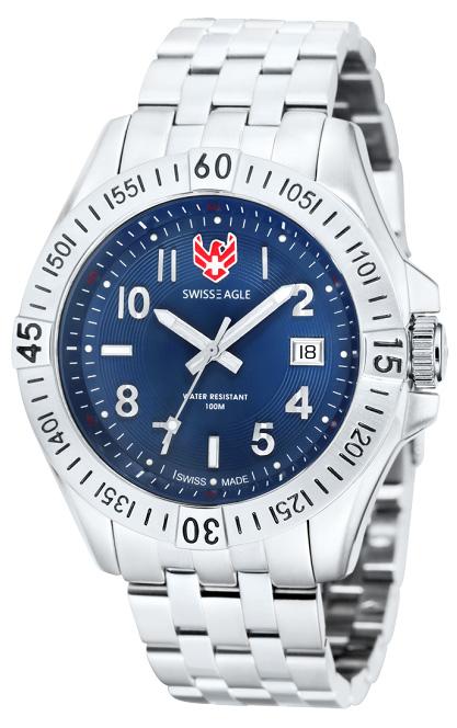 Наручные часы Swiss Eagle Altitude SE-9021-22