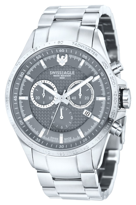 Наручные часы Swiss Eagle Corporal Chrono SE-9034-22