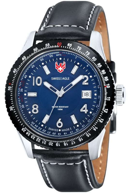 Наручные часы Swiss Eagle Flight Deck  SE-9024-01