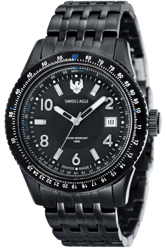 Наручные часы Swiss Eagle Flight Deck  SE-9024-22