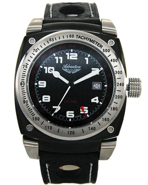 Наручные часы Adriatica Aviation 1087 1087.BS254Q