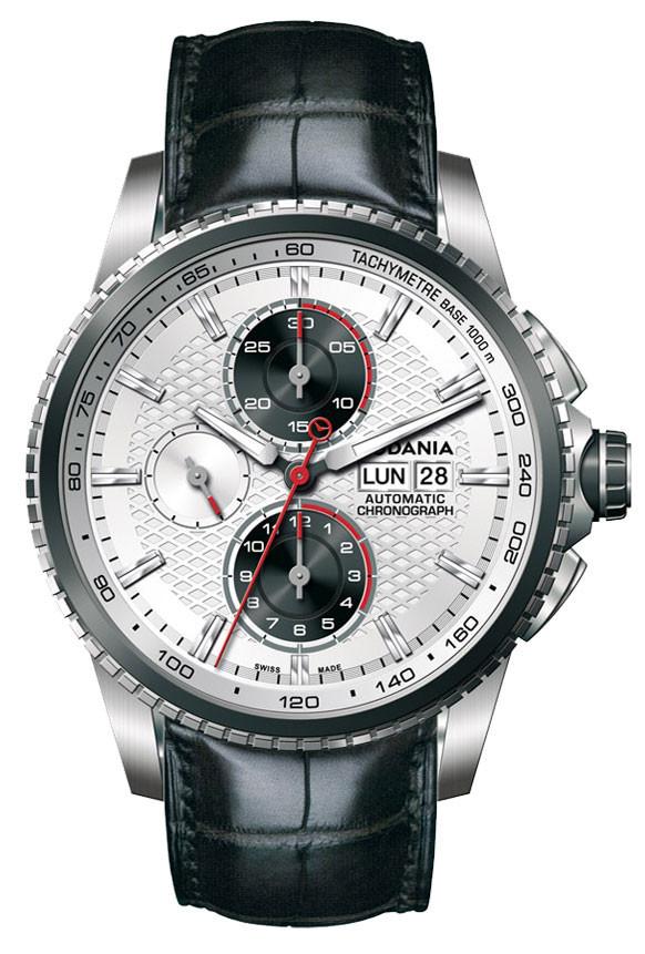 Наручные часы Rodania Automatics Xseba Black 25053.20
