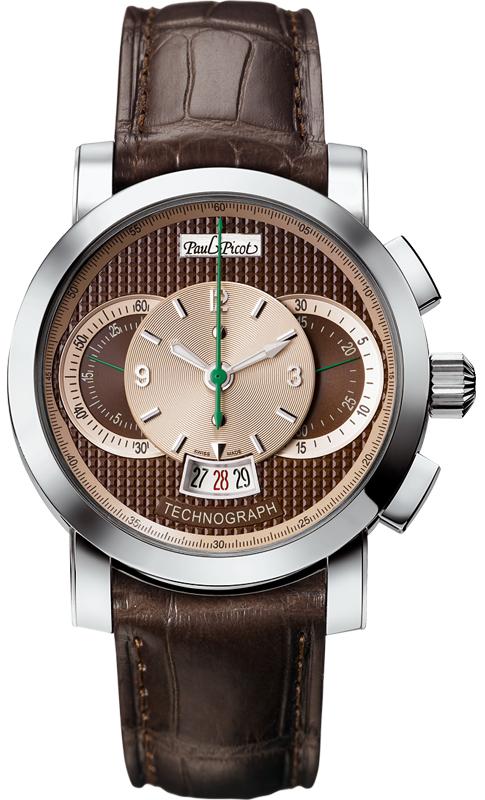 Наручные часы Paul Picot Color P0334Q.SG.1232.8401