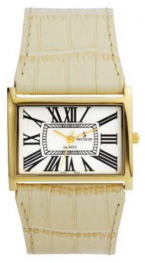 Наручные часы Seculus 1543 1543.1.763 WR,pvd,ivory