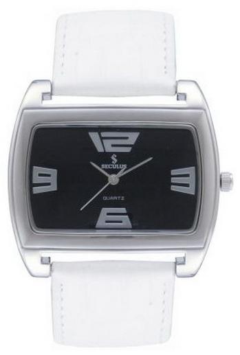 Наручные часы Seculus 1544 1544.1.763 black, white