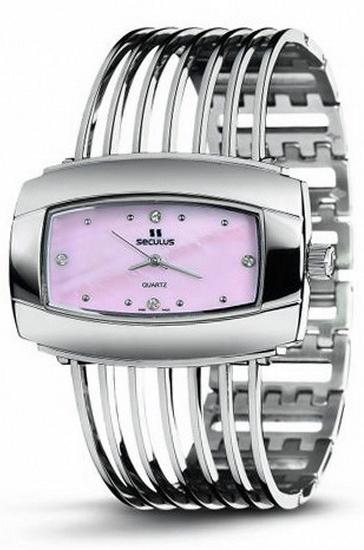 Наручные часы Seculus 1594 1594.1.763 pink